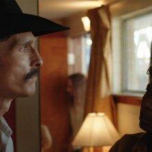 Dallas Buyers Club: Matthew McConaughey in un'immagine tratta dal film