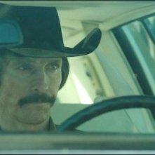 Dallas Buyers Club: Matthew McConaughey in un primo piano tratto dal film