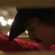 Dallas Buyers Club: Matthew McConaughey in una scena del film diretto da Jean-Marc Vallée