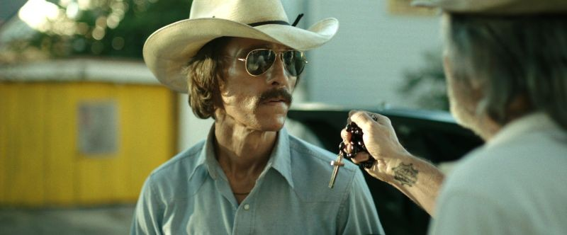 Dallas Buyers Club Matthew Mcconaughey Protagonista Del Film Nei Panni Di Ron Woodroof 295216