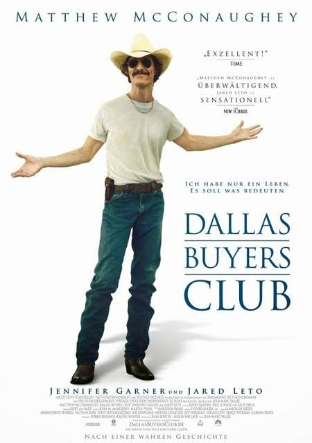 Dallas Buyers Club Poster Tedesco Del Film 295240
