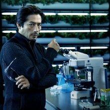 Helix: Hiroyuki Sanada in una foto promozionale