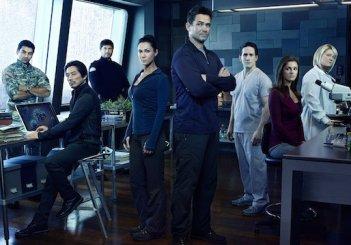 Helix: una foto promozionale del cast della serie