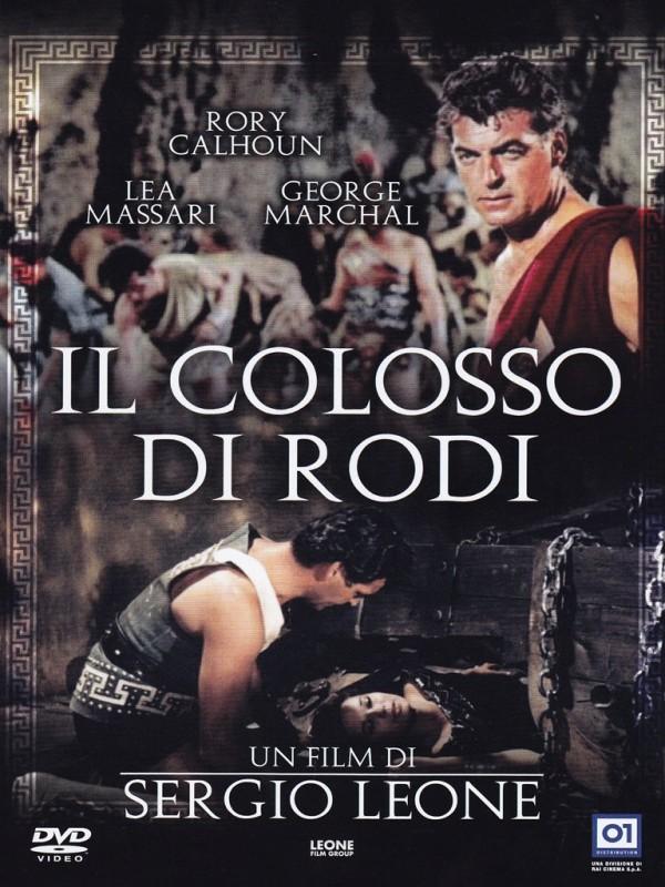 La Copertina Di Il Colosso Di Rodi Dvd 295172
