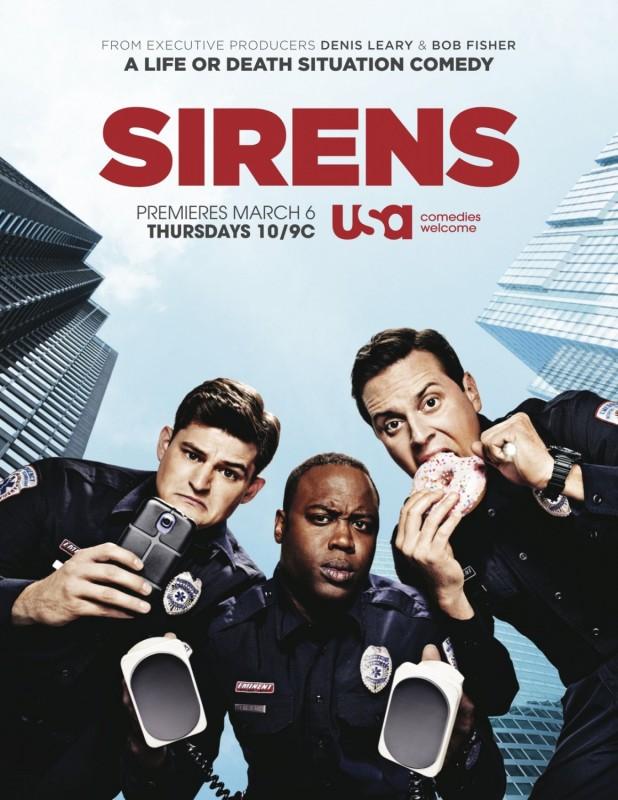 La Locandina Di Sirens 295207