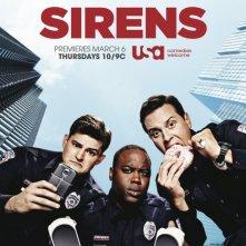 La locandina di Sirens