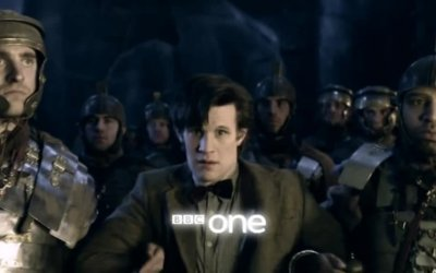 Promo 2 - Doctor Who: The Time Of The Doctor, Christmas Special 2013