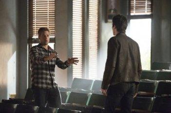 The Vampire Diaries: Ian Somerhalder e Shaun Sipos nell'episodio Fifty Shades of Grayson