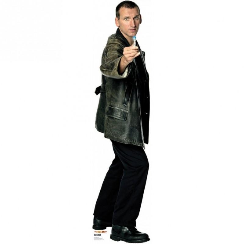 Doctor Who Il Nono Dottore Christopher Eccleston 295386