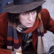 Doctor Who: il quarto Dottore Tom Baker
