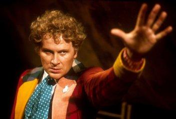 Doctor Who: il sesto Dottore Colin Baker