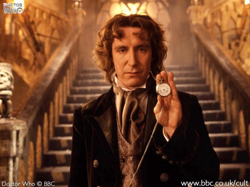 Doctor Who L Ottavo Dottore Paul Mcgann 295384