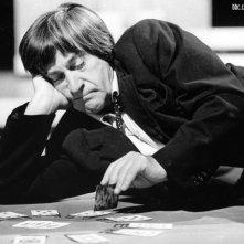 Doctor Who: un'immagine del secondo Dottore Patrick Troughton