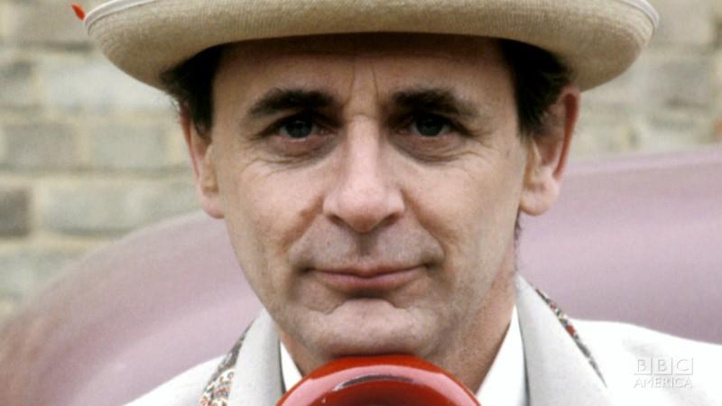 Doctor Who Un Primo Piano Del Settimo Dottore Sylvester Mccoy 295383