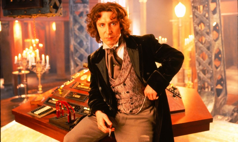 Doctor Who Una Foto Dell Ottavo Dottore Paul Mcgann 295385