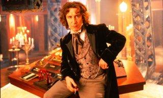 Doctor Who: una foto dell'ottavo Dottore Paul McGann