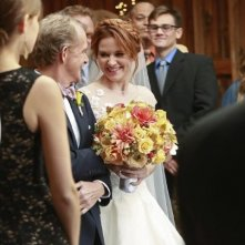 Grey's Anatomy: Sarah Drew nell'episodio Get Up, Stand Up