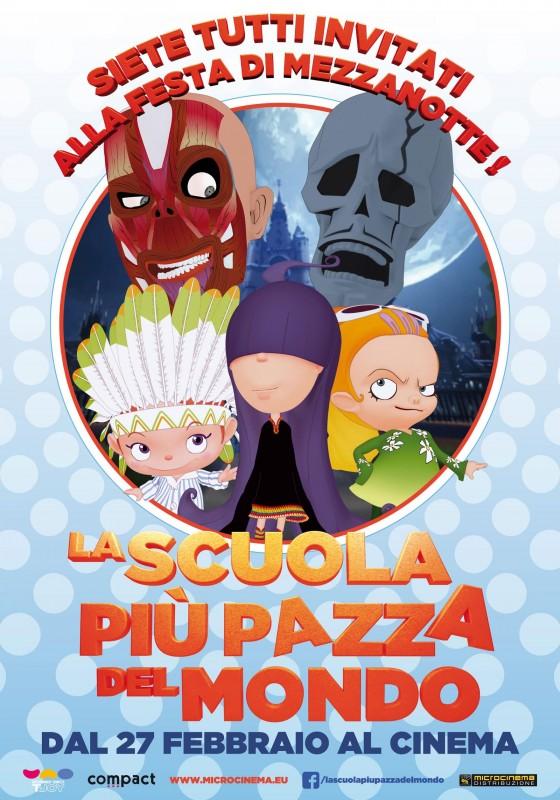La Scuola Pia Pazza Del Mondo La Locandina Del Italiana Film 295394