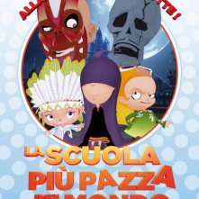 La scuola più pazza del mondo: la locandina italiana