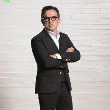 Masterchef 3: Bruno Barbieri in una foto promozionale