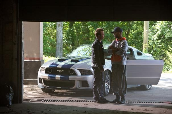 Need For Speed Aaron Paul Discute Con Kid Cudi 295300