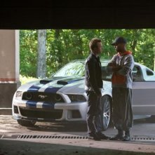 Need for Speed: Aaron Paul discute con Kid Cudi
