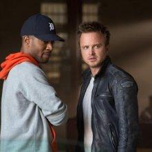 Need for Speed: Aaron Paul insieme a Kid Cudi