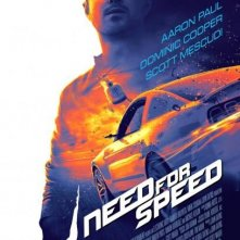Need for Speed: la locandina ufficiale