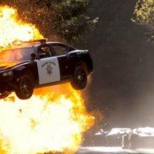 Need for speed: una spettacolare esplosione
