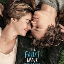 The Fault in Our Stars: la locandina del film