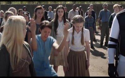 Trailer Italiano - Angry Games - La ragazza con l'uccello di fuoco