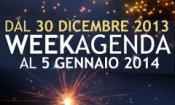 Week-Agenda: Capodanno con Capitan Harlock, Sherlock e Carlo Conti