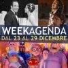 Week-Agenda: Natale tra The Artist, Zelig e Ang Lee