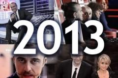 2013, un anno di show nel segno della musica e della cucina