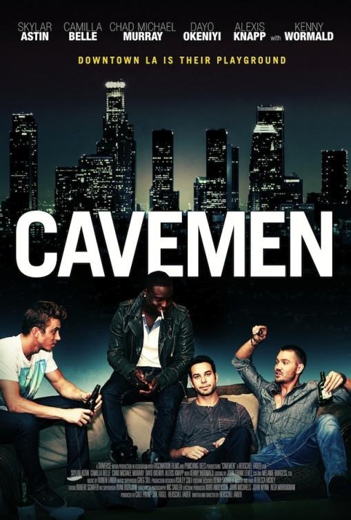 Cavemen La Locandina Del Film 295416