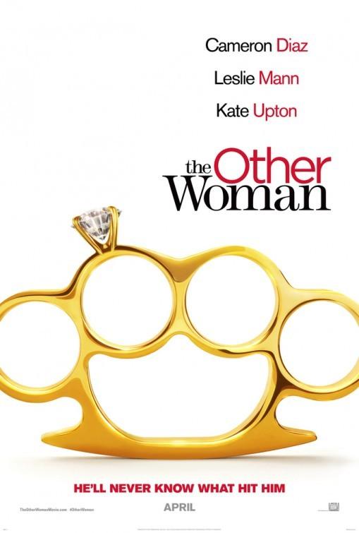 The Other Woman La Locandina Del Film 295414