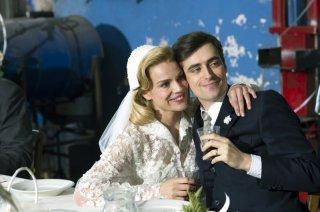 Un matrimonio: Micaela Ramazzotti e Flavio Parenti nella fiction