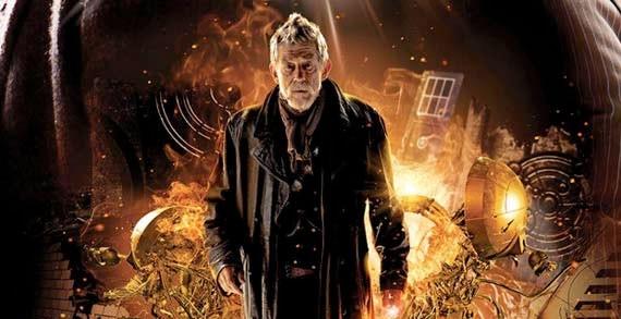 Doctor Who John Hurt In Una Immagine Promozionale Della Serie 295467