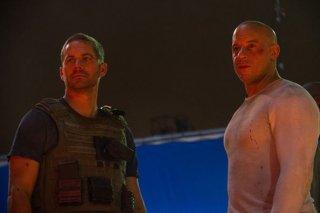 Fast & Furious 7: Vin Diesel e Paul Walker nell'ultima scena girata da Walker prima della sua scomparsa