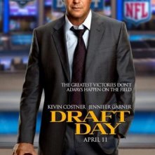Draft Day: la locandina del film