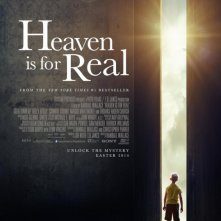 Heaven Is for Real: la locandina del film