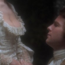 Barry Lyndon: Ryan O'Neal con Gay Hamilton in una scena del film