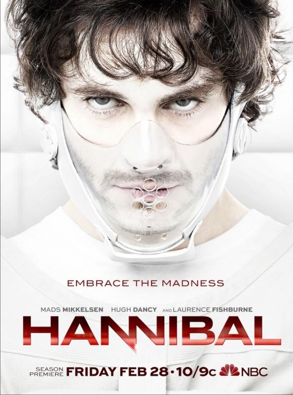 Hannibal Un Poster Della Stagione 2 295575