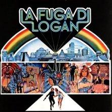 La fuga di Logan: Locandina italiana