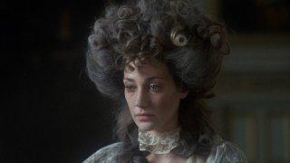 Marisa Berenson in una sequenza di Barry Lyndon (1975)