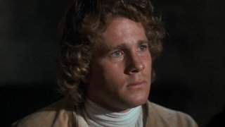 Ryan O'Neal in una scena di Barry Lyndon (1975)