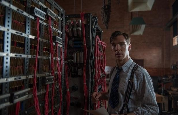 The Imitation Game: la prima immagine di Benedict Cumberbatch