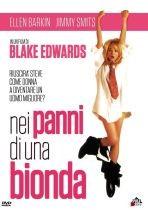 La Copertina Di Nei Panni Di Una Bionda Dvd 295685