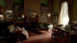 Sherlock: un'immagine dal set della serie