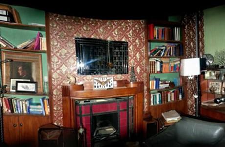 Sherlock Uno Scatto Da Uno Dei Set Della Serie 295697